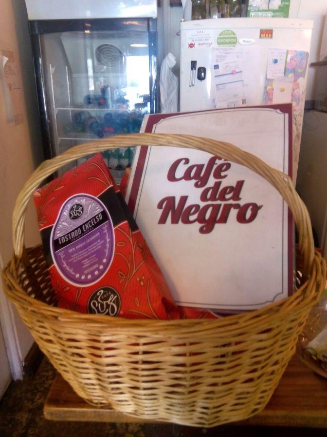 14 razones para visitar el Café del Negro.Santiago de Chile